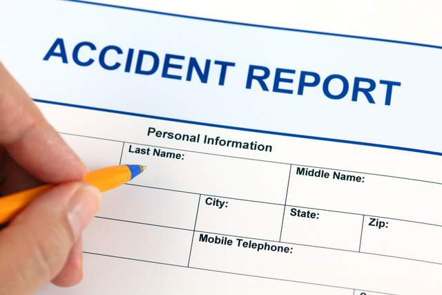 accident report application